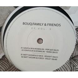 Bouq.Family & Friends EP Vol.9
