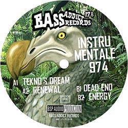 Instru Mentale - Bass...