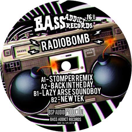 Radio Bomb - Bass Addict 16