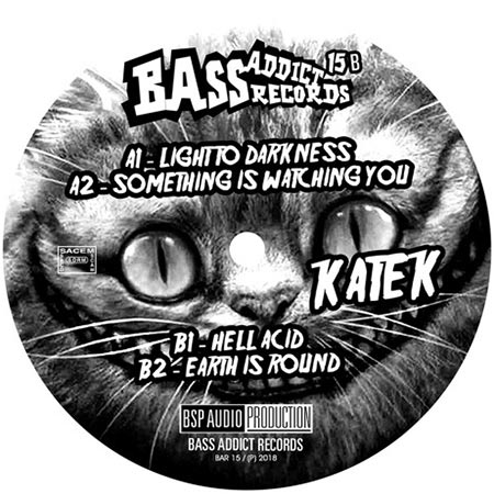 Katek - Bass Addict Records 15