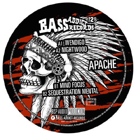 Apache - Bass Addict 12