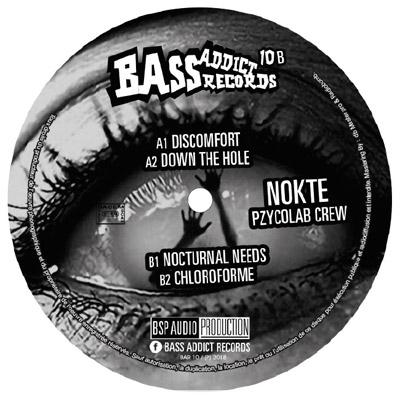 Nokte - Bass Addict 10