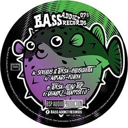 Bass Addict Records 07