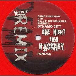 Chris Liberator & D.A.V.E....