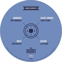 Salade De Grooves EP