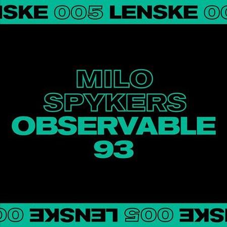 Milo Spykers - Observable 93
