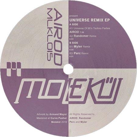 AIROD - Universe Remix