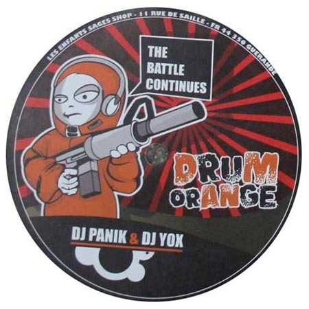DJ Panik & DJ Yox - The Battle