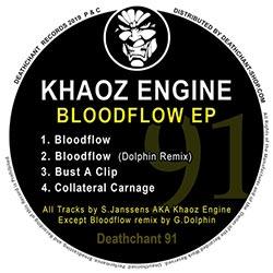 Khaoz Engine - Bloodflow EP
