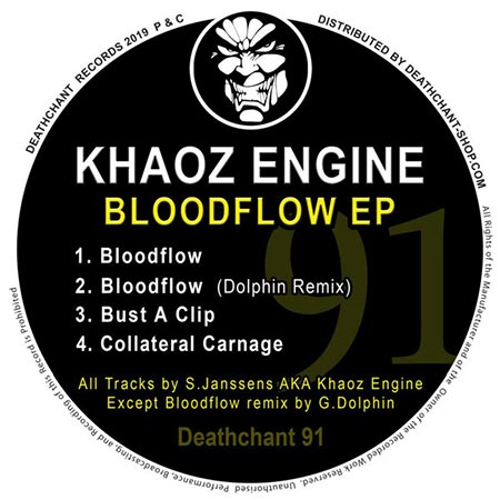 Khaoz Engine - Bloodflow EP