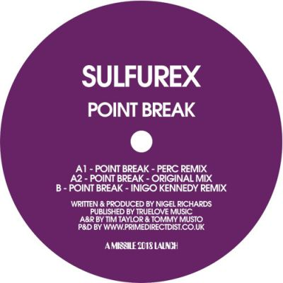Sulfurex - Point Break