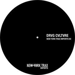 Drvg Cvltvre - New York...