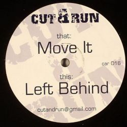 Cut & Run - Move It / Left...