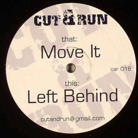 Cut & Run - Move It / Left