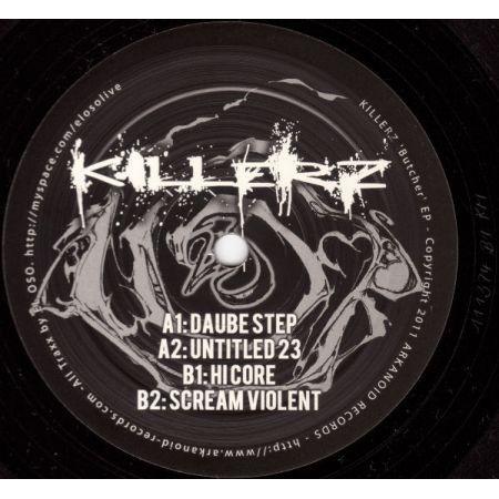 El Oso - 'Butcher' EP
