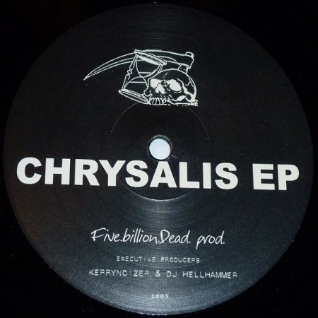 Kerrynoizer - Chrysalis EP